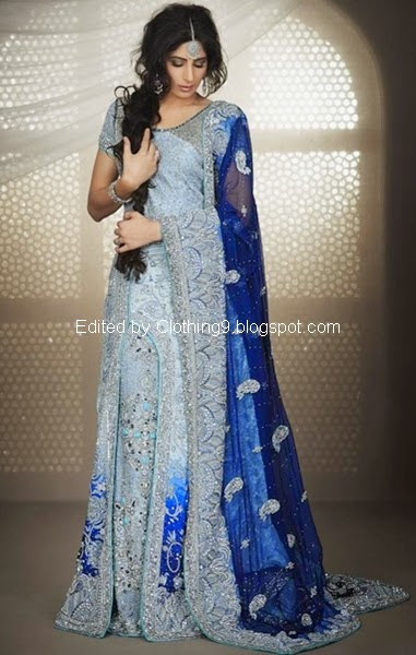 Traditional Bridal Dresses Fashion 2015-2016   Most Wanted Gowns in ...