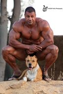 Ahmed Hamouda Egypt Bodybuilder