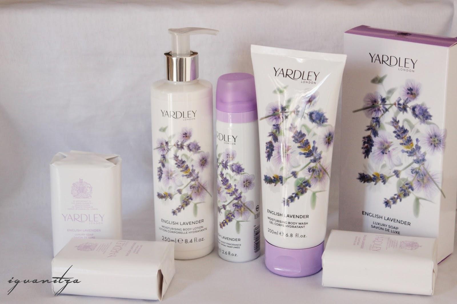 Cosmetice YARDLEY , gamă variată de produse