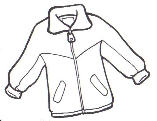 Una chaqueta para dibujar