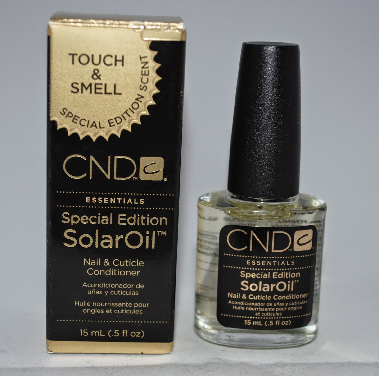 solar oil nagelolja