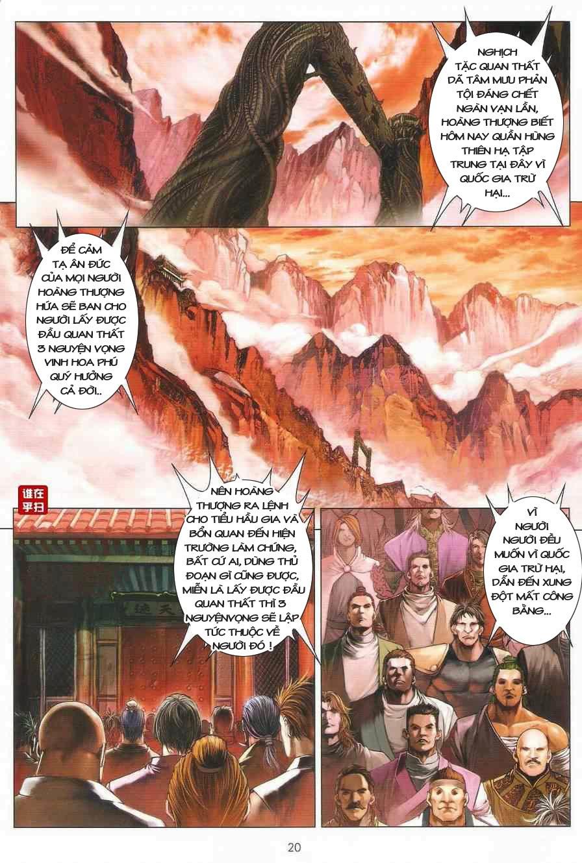 Ôn Thụy An Quần Hiệp Truyện Chapter 19 - Hamtruyen.vn