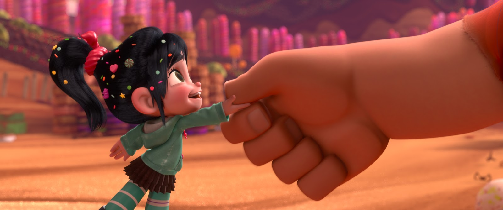 Simmworks family blog if youre looking for a great feel good movie that will make you leave the theaters with a smile on your face you have to head out to see wreck it ralph kristyandbryce Choice Image