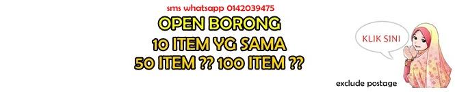 Hubungi 0142039475 untuk sebarang pertanyaan