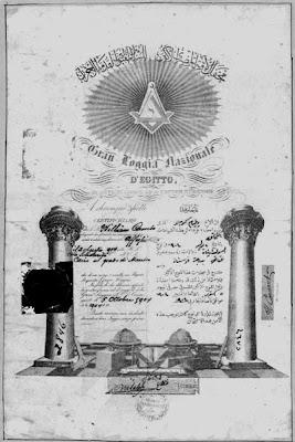 نشاط الماسون اليهود 1914 1967