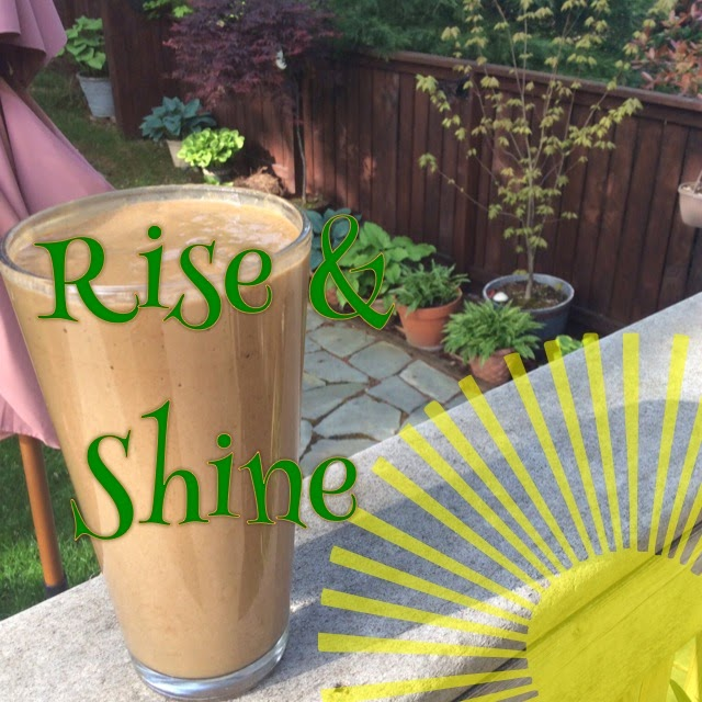 rise & shine power drink