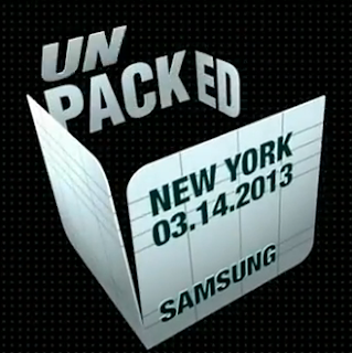 Samsung Galaxy S4 Unpacked - New York City - March 14th 2013