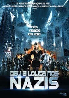 Deu a Louca Nos Nazis – Dublado