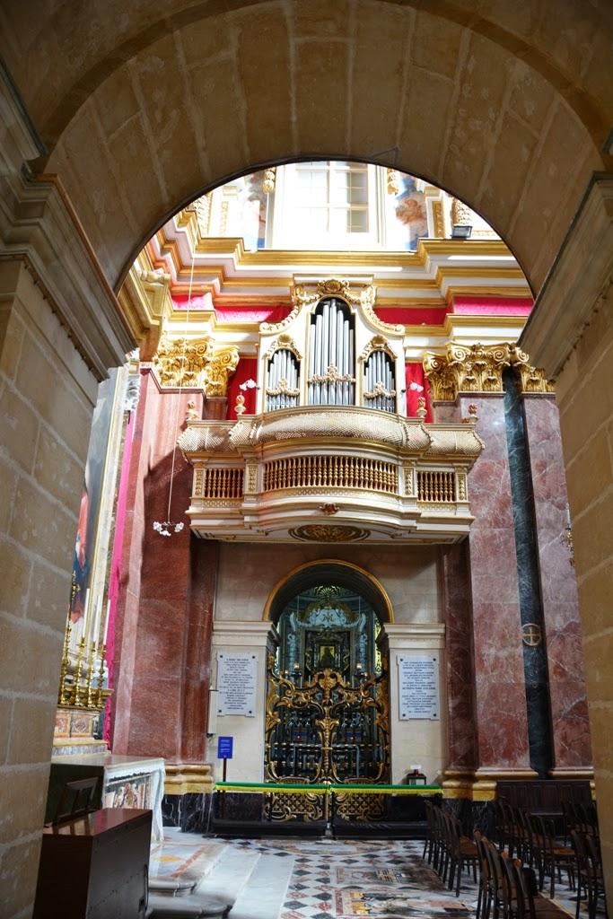 Mdina Cathedral Malta