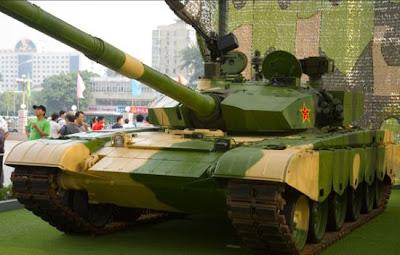 Tank Type 99 (ZTZ-99