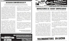 Telemarketers en Lucha