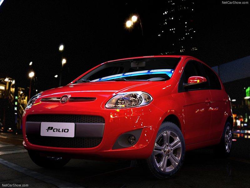 2012 New Fiat Palio