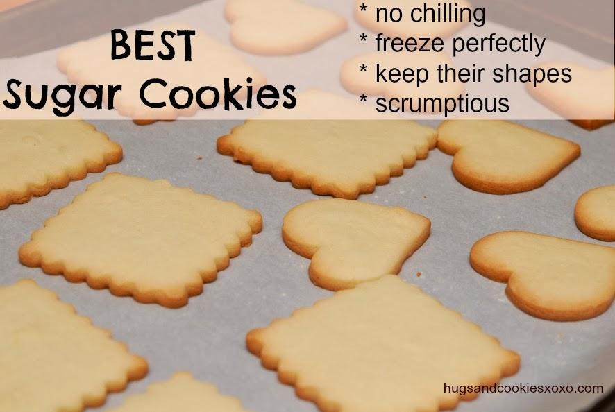 Best butter sugar cookie recipes