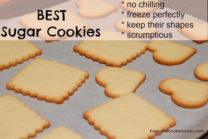 Hug Chocolate Chip Cookies