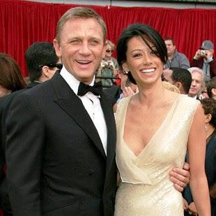 Daniel Craig Girlfriend