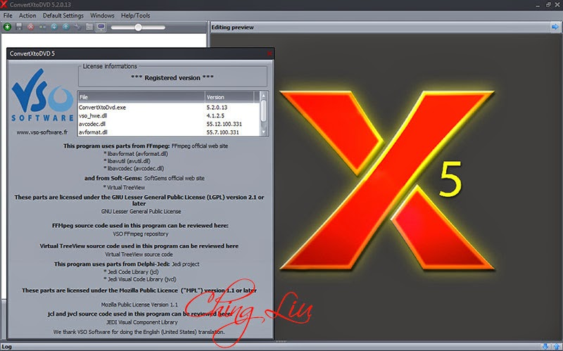 Vso convertxtodvd v4.0.9.322a final serial setup