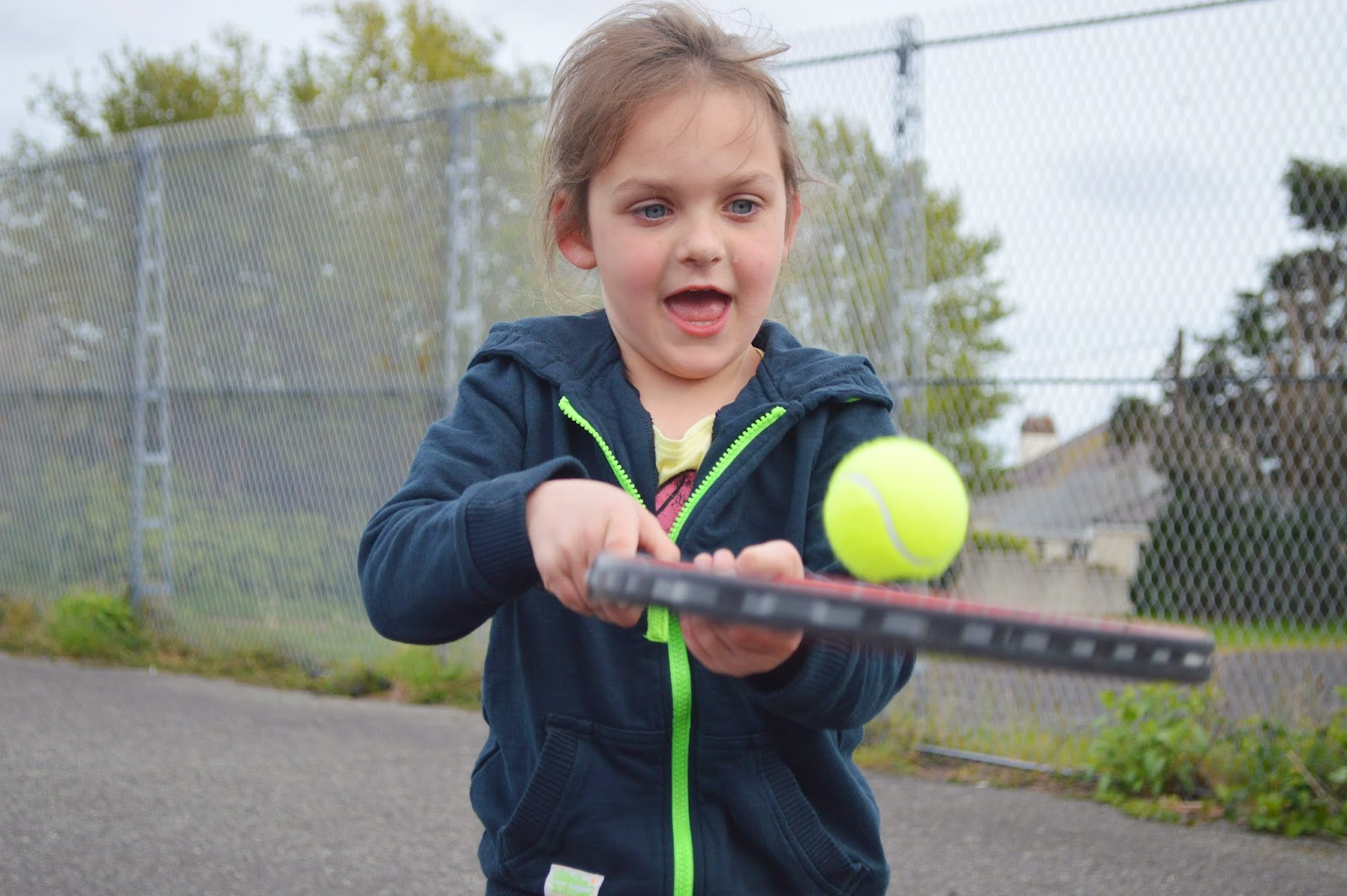 Highland Spring Free Mini Tennis