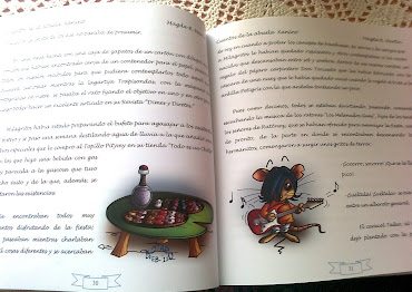 EL ENLACE DIRECTO PARA EL LIBRO DE CUENTOS ES EL SIGUIENTE: http://www.lulu.com/product/tapa-blanda
