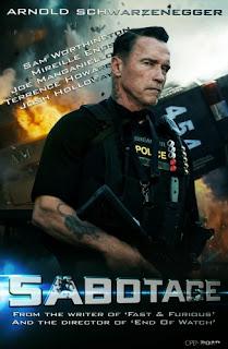 Sabotage (2014) Bioskop