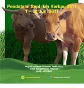 Sensus Sapi dan Kerbau 2011