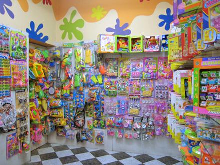 Fornecedores de brinquedos para lojas