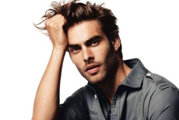 Peinados a la moda peinados para hombres con cabello largo - Peinados de hombres ...