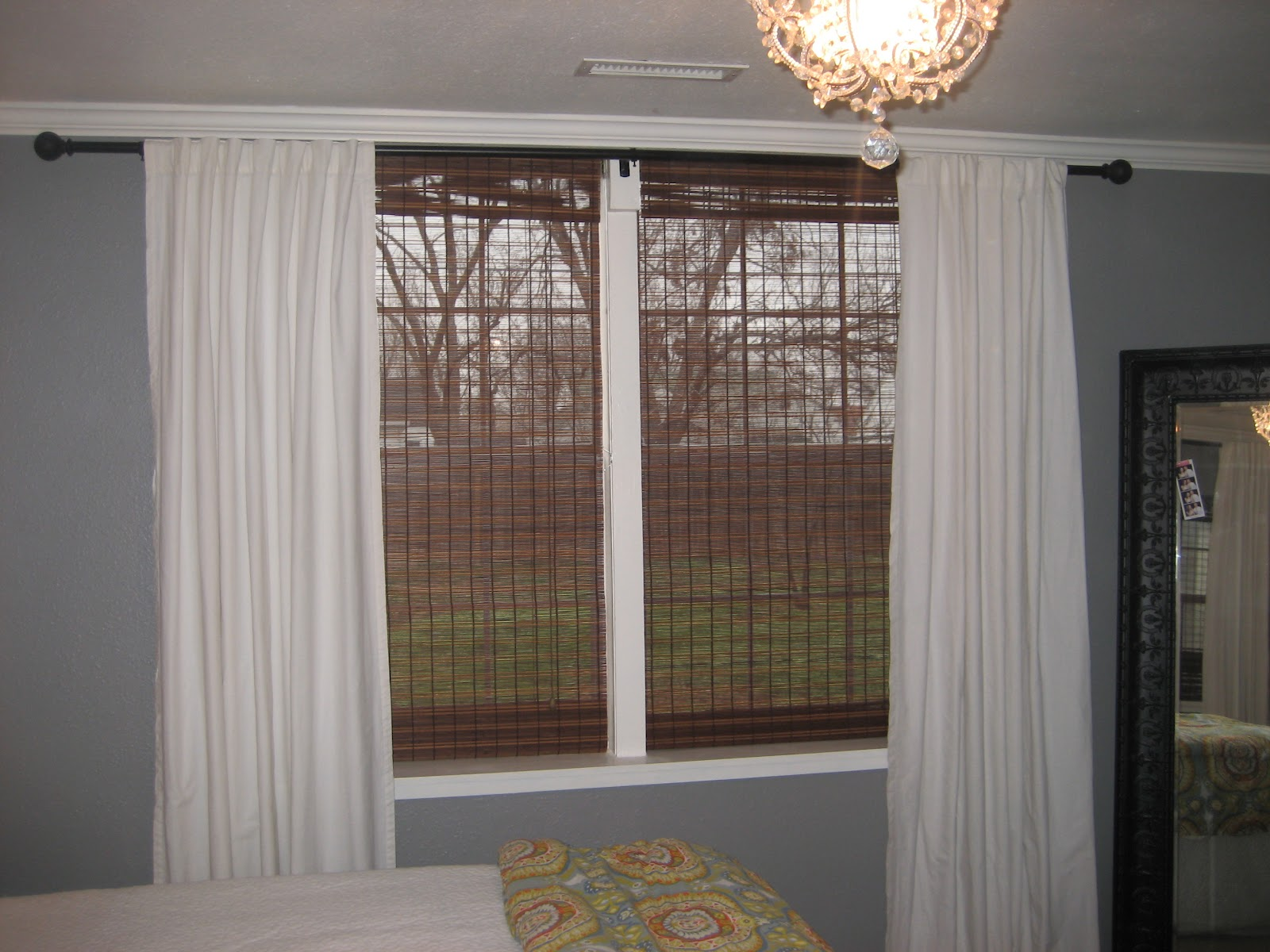 Displaying 18> Images For - Bamboo Blinds And Curtains...