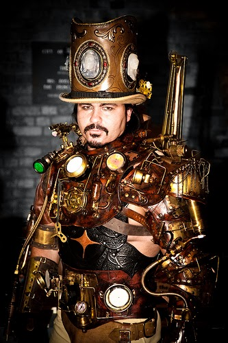 Vermont dead line and now for steampunk completely different - Steampunk style vestimentaire ...