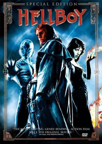 Hellboy 1 ฮีโร่พันธุ์นรก ภาค 1