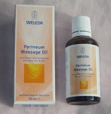 weleda perineum olja