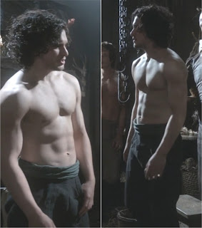 Kit Harington/Jon Snow - bulge