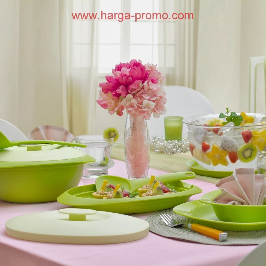 Katalog Promo TUPPERWARE JANUARI 2014
