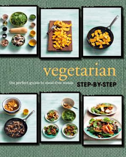 Vegetarian+Step+by+Step Parragon Books-Love Food Vegetarian Step by Step Cookbook