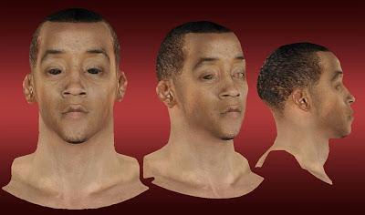 NBA 2K13 Monta Ellis Cyberface Mod