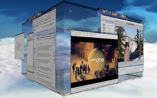 cube desktop changer