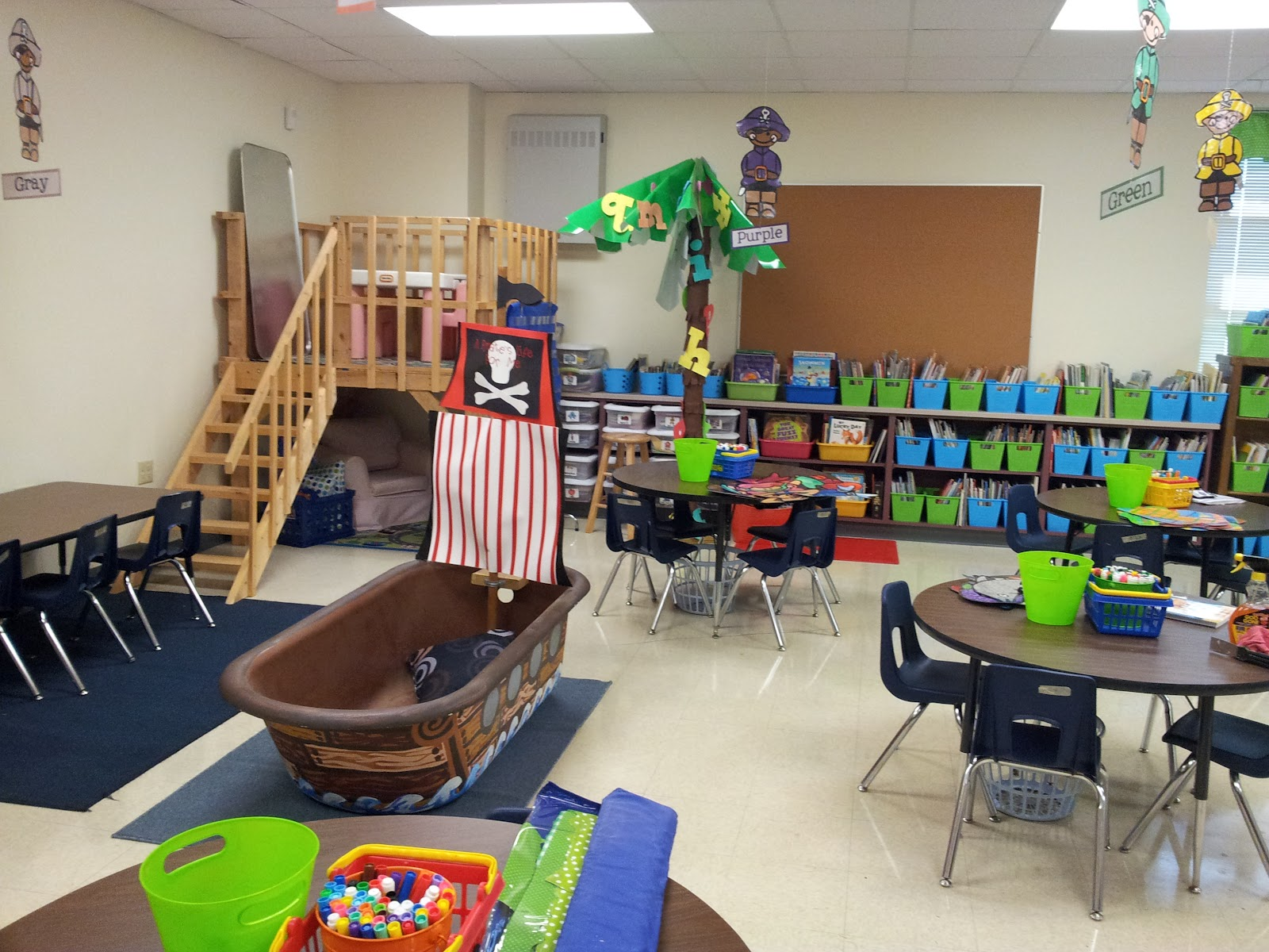 Classroom Setup Ideas ~ Chalk talk a kindergarten classroom set up