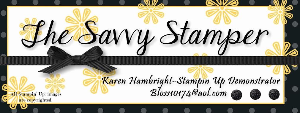 Savvy Southern Stamper
