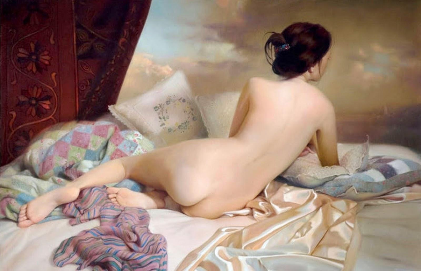 desnudos-de-mujeres-cuadros-al-oleo
