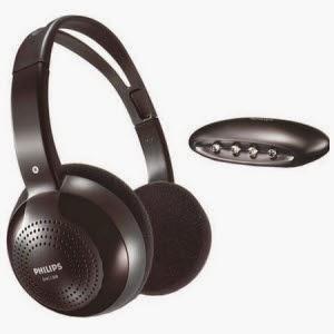 Flipkart : Buy Philips SHC1300/10 Wireless Headphones Rs.949 only