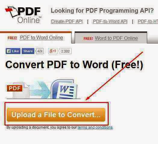 how to change pdf to word offline