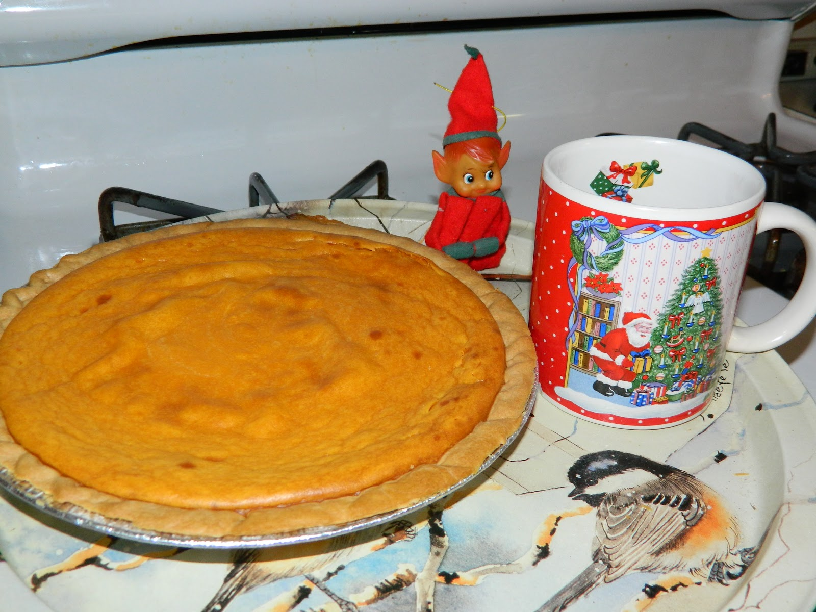 Sweet potato pie recipe soul food and above is the pie just