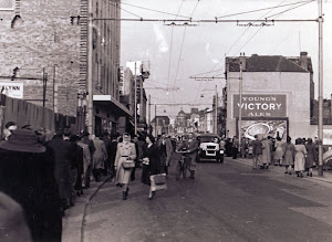 Commercial Road 1957