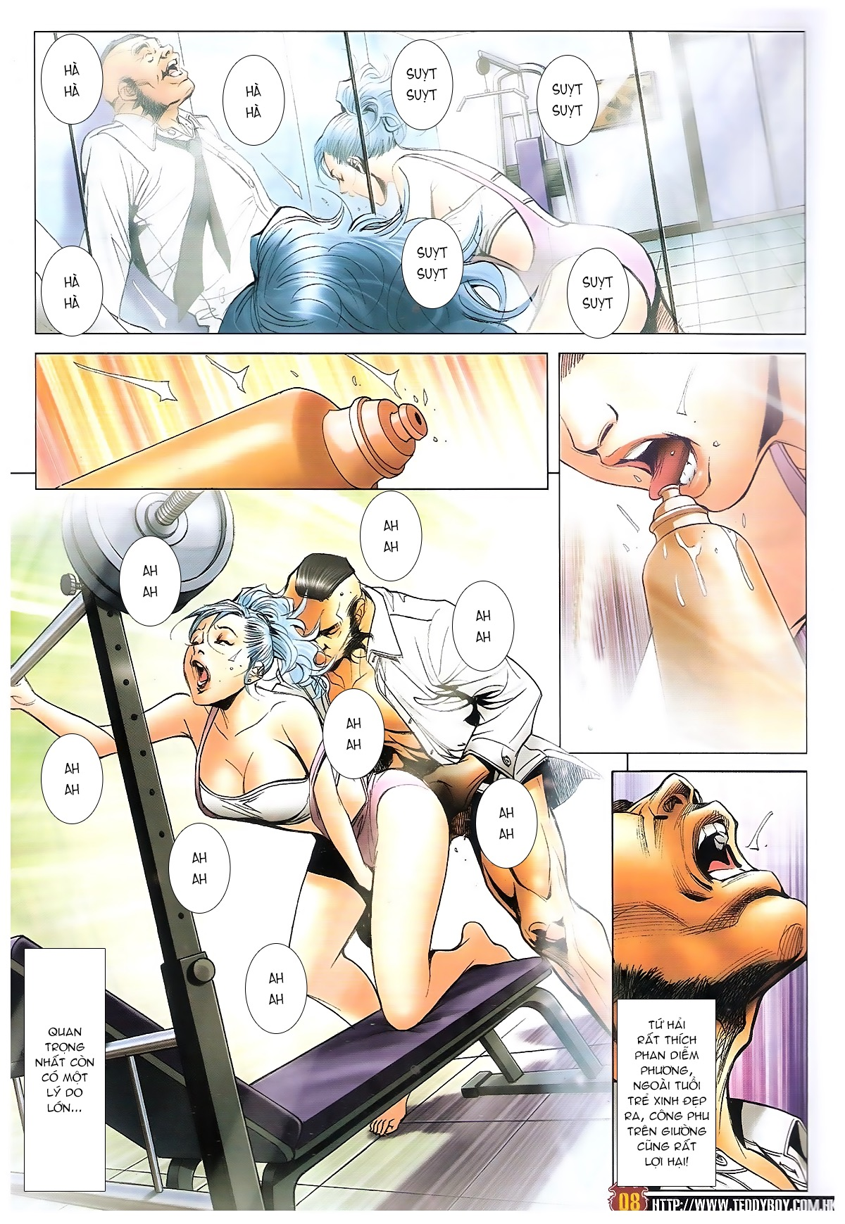 NGƯỜI TRONG GIANG HỒ trang 7