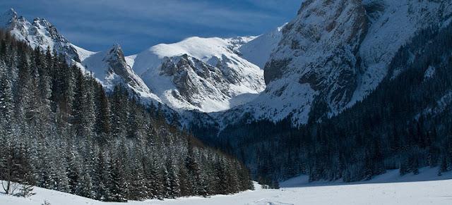 Święta i Sylwester w górach, czyli białe szaleństwo daleko od domu