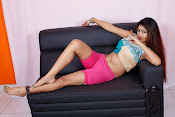 Actress Charulatha Hot Photo shoot Gallery-thumbnail-5