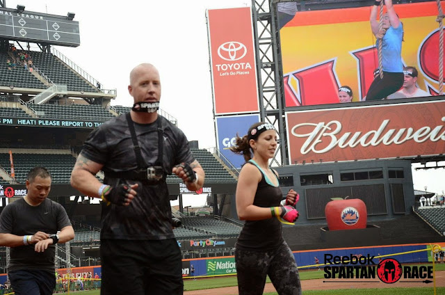 Spartan race citi field stadium sprint 2015