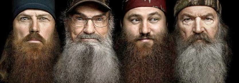 Walmart featured Duck Dynasty's star, Phil Robertson, at their meeting