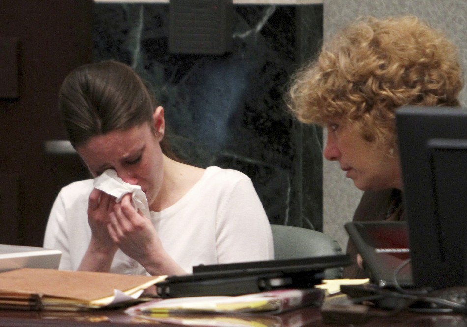 casey anthony trial photos evidence. the Casey Anthony trial at