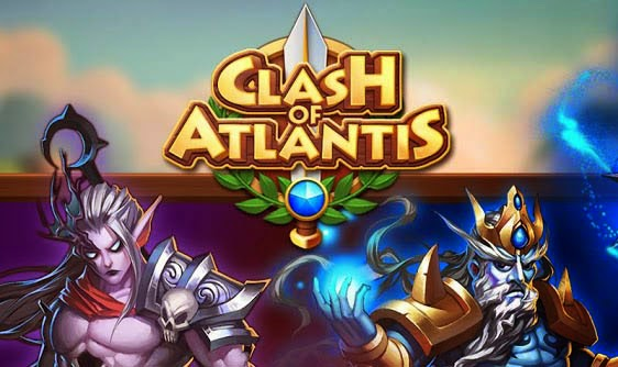 Clash of Atlantis Gameplay