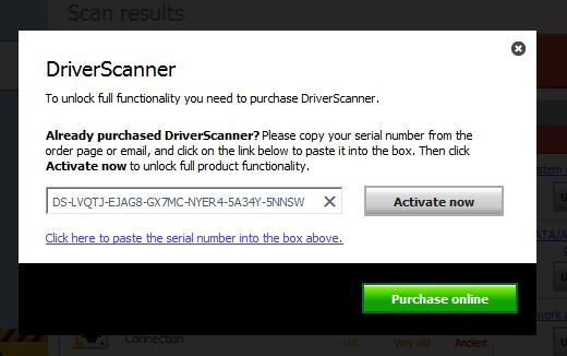 Серийный номер driverscanner 2013. Скачать в разделе Главное. шина pci ска